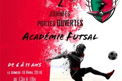 academie Futsal Pierrefitte