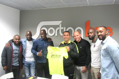 Prolongement du partenariat avec Sportingline saison 2016-2017