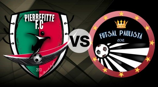 pierrefitte fc VS paulista