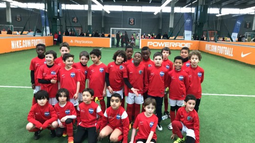 U9 tournoi PSG academy