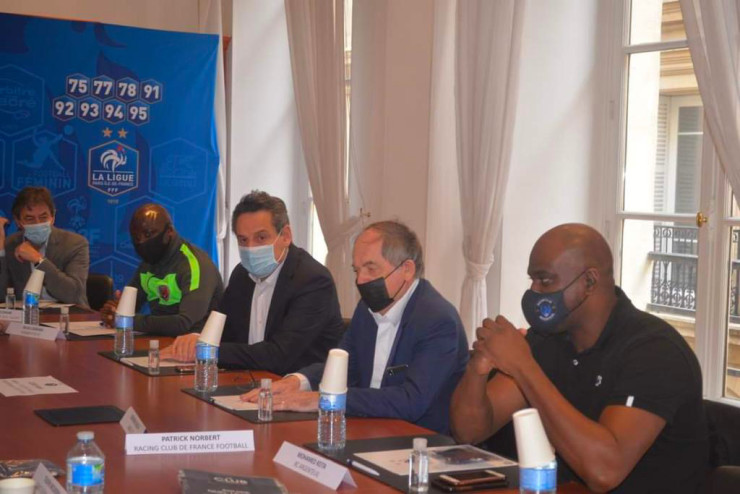 reunion FFF Pierrefitte FC Ligue de Football